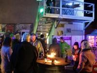 Abriss-Party 2012 am Pedalheldenhof