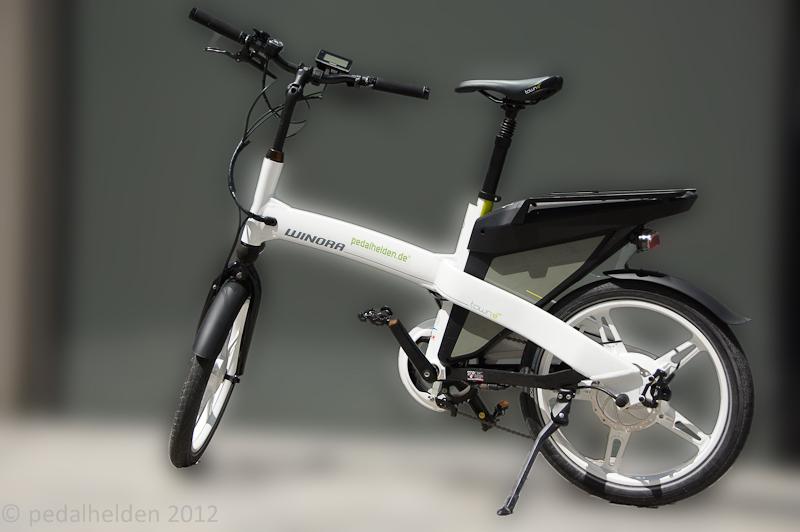Winora e-bike in München leihen