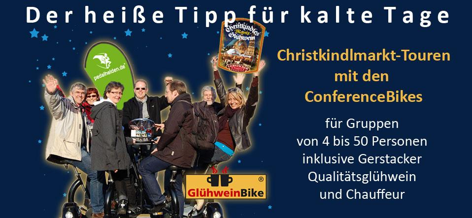 GlühweinBike-Tour
