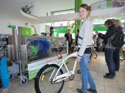 Gönnen Sie Ihrem Radl ein Wäsche! ab 9,90 € in der BikeWash-Anlage