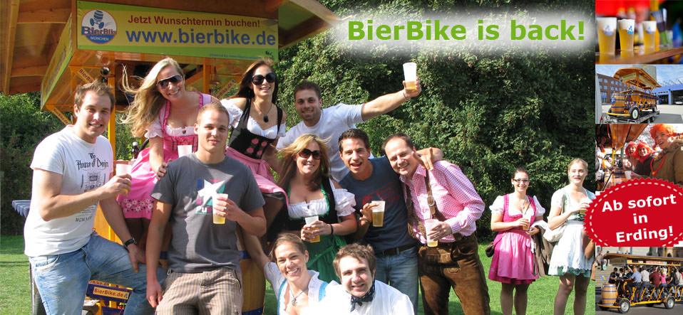 BierBike is back!